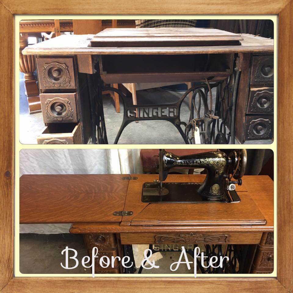 Antiques Restoration The Key To All Resoration